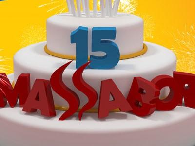 Massabor 15 Anos